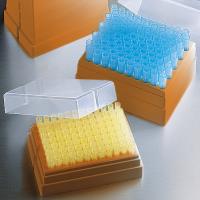 18. Filter Tips Racked Sterile