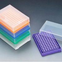 23. PCR tube rack